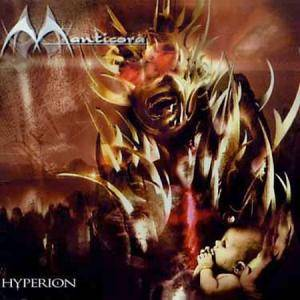 Manticora: Hyperion - Cover