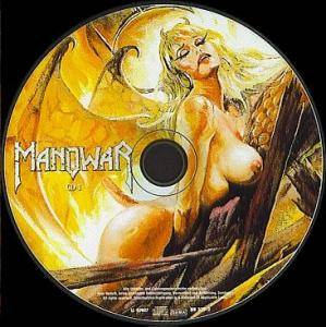 Manowar: Hell On Stage Live (2-CD) - Bild 3