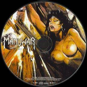 Manowar: Hell On Stage Live (2-CD) - Bild 4