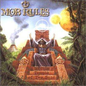 Mob Rules: Temple Of Two Suns (CD) - Bild 1