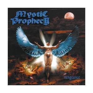 Cover - Mystic Prophecy: Vengeance