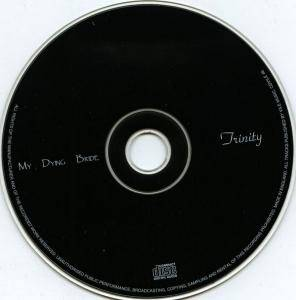 My Dying Bride: Trinity (CD) - Bild 3