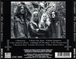 Necrophobic: The Nocturnal Silence (CD) - Bild 2