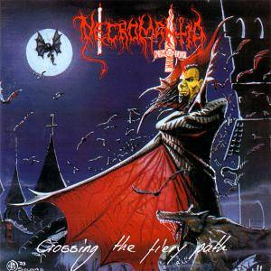 Necromantia: Crossing The Fiery Path - Cover