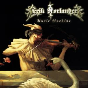 Erik Norlander: Music Machine - Cover