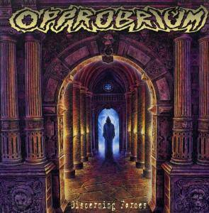 Opprobrium: Discerning Forces - Cover