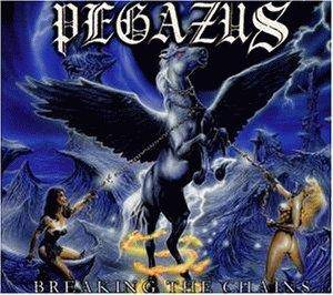 Pegazus: Breaking The Chains - Cover