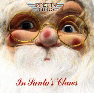 Pretty Maids: In Santa's Claws - Cover