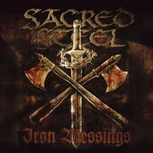 Sacred Steel: Iron Blessings - Cover