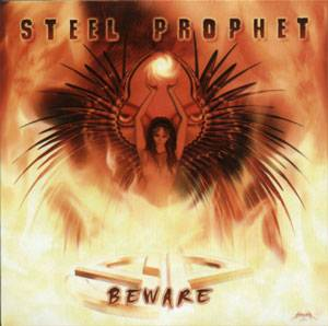 Steel Prophet: Beware (CD + DVD) - Bild 1
