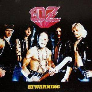 Cover - OZ: III Warning