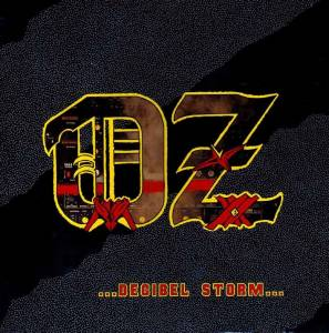 Cover - OZ: ...Decibel Storm...