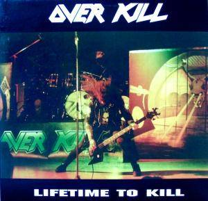 Cover - Overkill: Lifetime To Kill