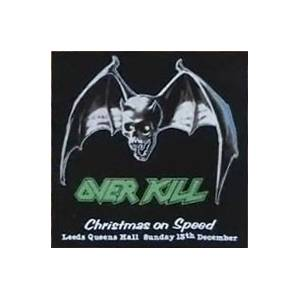Cover - Overkill: Christmas On Speed