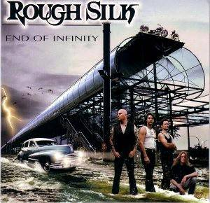 Cover - Rough Silk: End Of Infinity