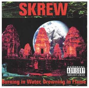 Skrew: Burning In Water, Drowning In Flame - Cover