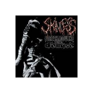 Skinless: Foreshadowing Our Demise - Cover