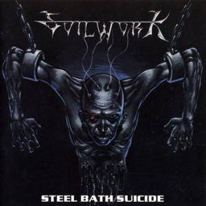 Soilwork: Steel Bath Suicide - Cover