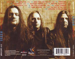 Sodom: Code Red (CD) - Bild 2