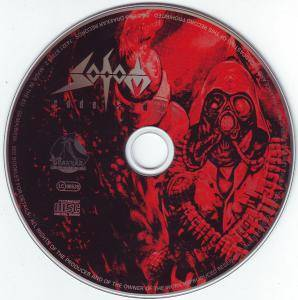 Sodom: Code Red (CD) - Bild 3