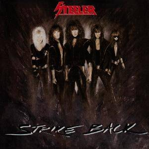 Steeler: Strike Back - Cover