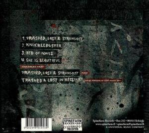 Children Of Bodom: Trashed, Lost & Strungout (Mini-CD / EP) - Bild 2