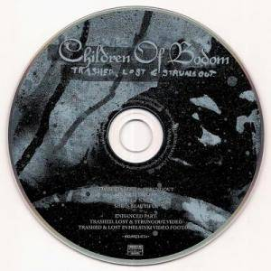 Children Of Bodom: Trashed, Lost & Strungout (Mini-CD / EP) - Bild 3