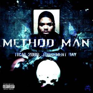 Cover - Method Man: Tical 2000: Judgement Day