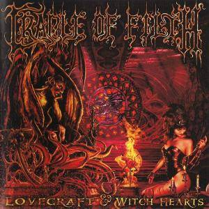 Cradle Of Filth: Lovecraft & Witch Hearts (2-CD) - Bild 1
