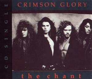 Cover - Crimson Glory: Chant, The