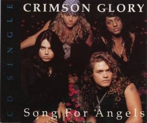 Cover - Crimson Glory: Song For Angels