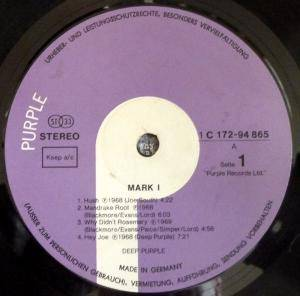Deep Purple: Mark I & II (2-LP) - Bild 5