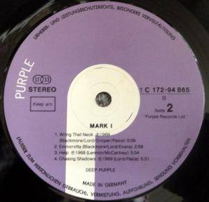 Deep Purple: Mark I & II (2-LP) - Bild 6