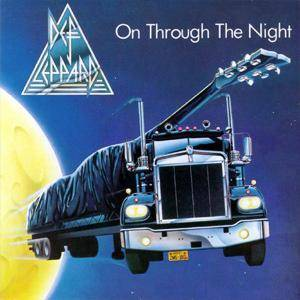 Def Leppard: On Through The Night (LP) - Bild 1