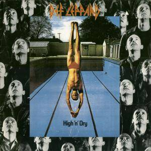 Def Leppard: High 'n' Dry (LP) - Bild 1