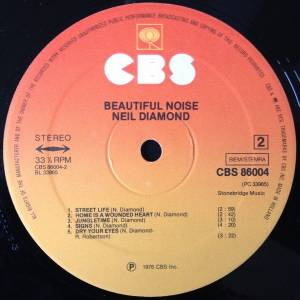 Neil Diamond: Beautiful Noise (LP) - Bild 7