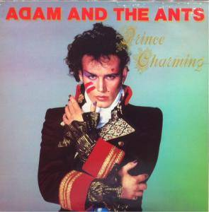 Adam & The Ants: Prince Charming - Cover