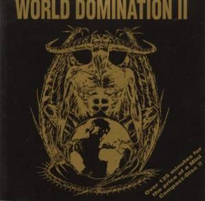 World Domination II, The - Cover