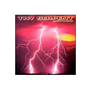 Thy Serpent: Christcrusher - Cover
