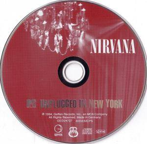 Nirvana: MTV Unplugged In New York (CD) - Bild 3