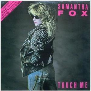 Samantha Fox: Touch Me - Cover