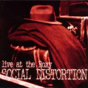 Social Distortion: Live At The Roxy - Cover