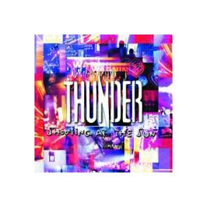 Thunder: Shooting At The Sun - Cover