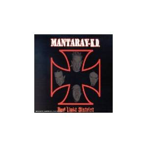 Mantaray-K.D.: Red Light District - Cover