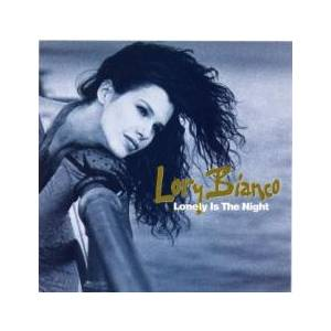 Lory Bianco: Lonely Is The Night - Cover