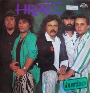 Turbo: Hrac - Cover