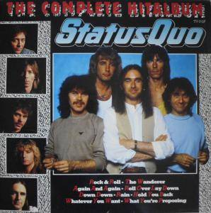 Status Quo: Complete Hitalbum, The - Cover