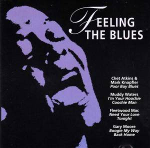 Cover - Chet Atkins & Mark Knopfler: Feeling The Blues