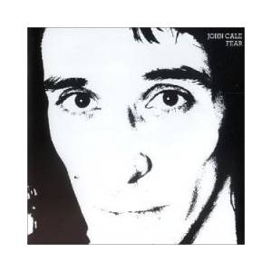 John Cale: Fear - Cover