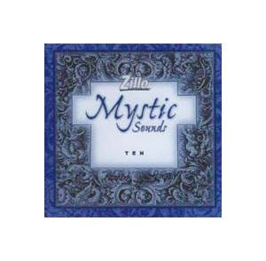 Zillo Mystic Sounds 10 - Cover